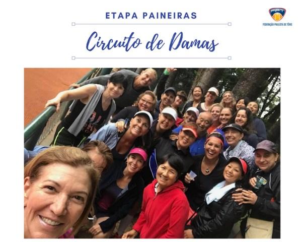 Circuito de Damas - Etapa Paineiras
