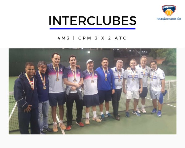 INTERCLUBES - FINAL 4M3