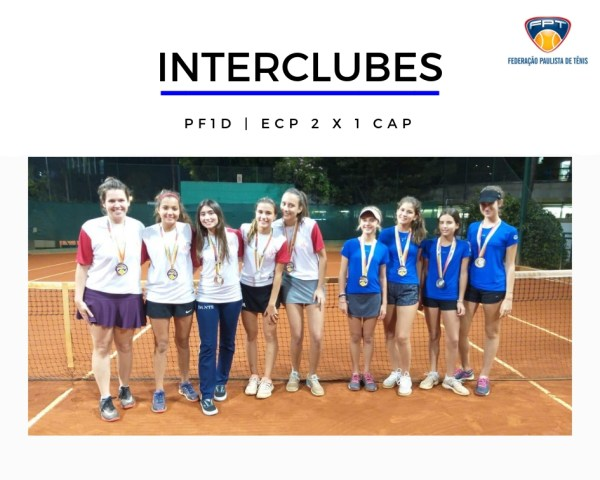 INTERCLUBES - FINAL PF1D