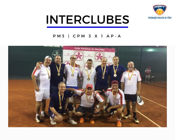 INTERCLUBES - FINAL PM3