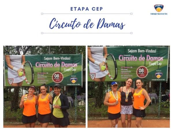 Circuito de Damas - Etapa CEP