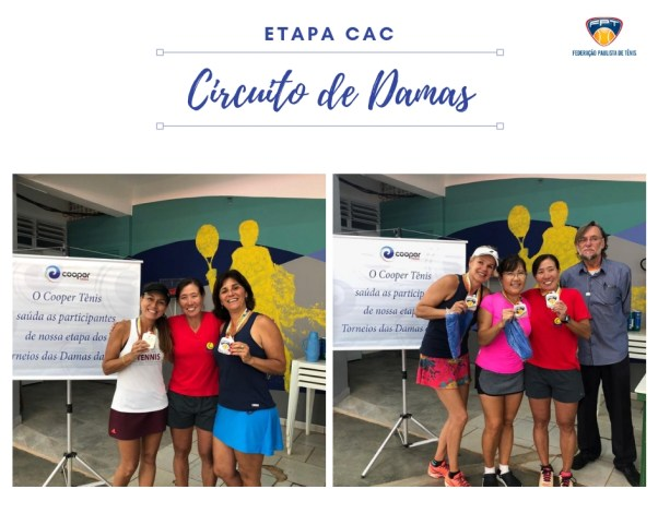 Circuito de Damas - Etapa CAC