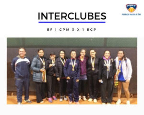 FINAL INTERCLUBES - EF