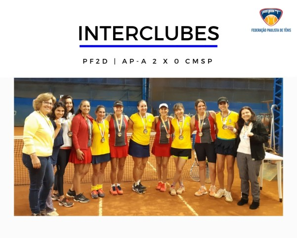 FINAL INTERCLUBES - PF2D