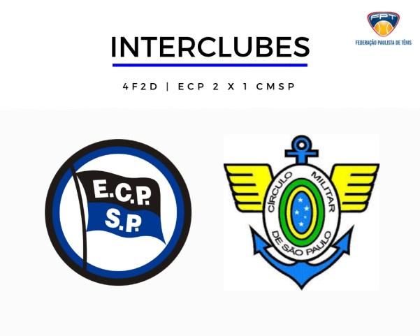 INTERCLUBES - FINAL 4F2D