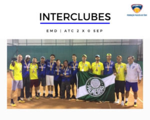 INTERCLUBES - FINAL EMD