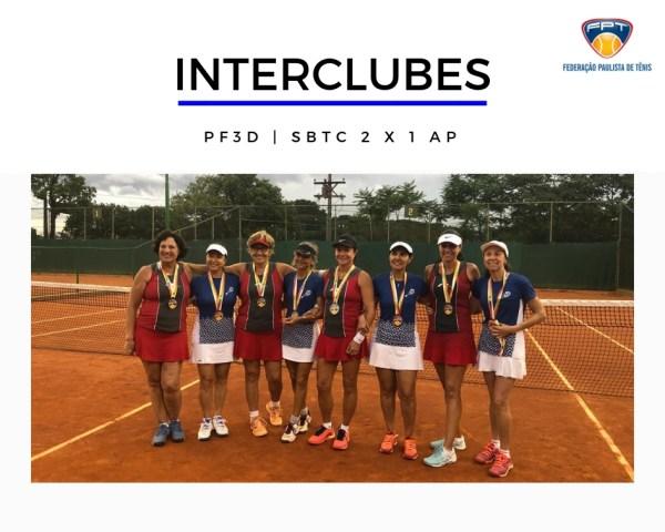 INTERCLUBES - FINAL PF3D