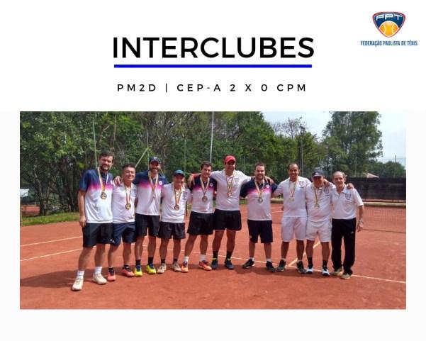 INTERCLUBES - FINAL PM2D
