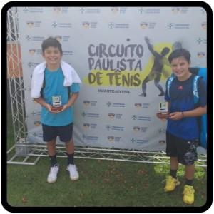 Circuito Paulista de Tênis - 1ª Etapa - 11M