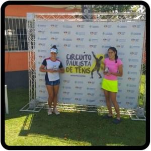 Circuito Paulista de Tênis - 1ª Etapa - 16F