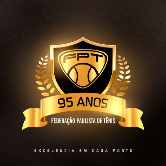 FEDERAÇÃO PAULISTA DE TÊNIS CELEBRA 95 ANOS