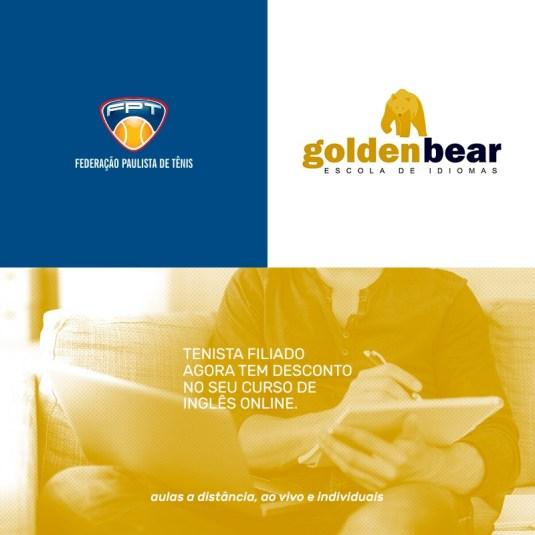 GOLDEN BEAR – NOVO PARCEIRO DO CLUBE DE BENEFÍCIOS DA FPT