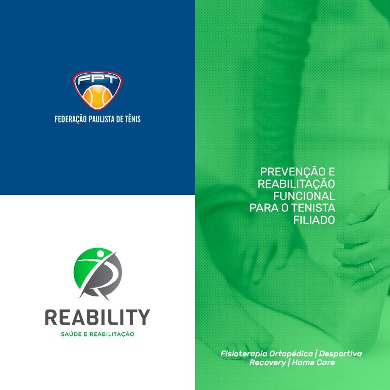 REABILITY – NOVO PARCEIRO DO CLUBE DE BENEFÍCIOS DA FPT