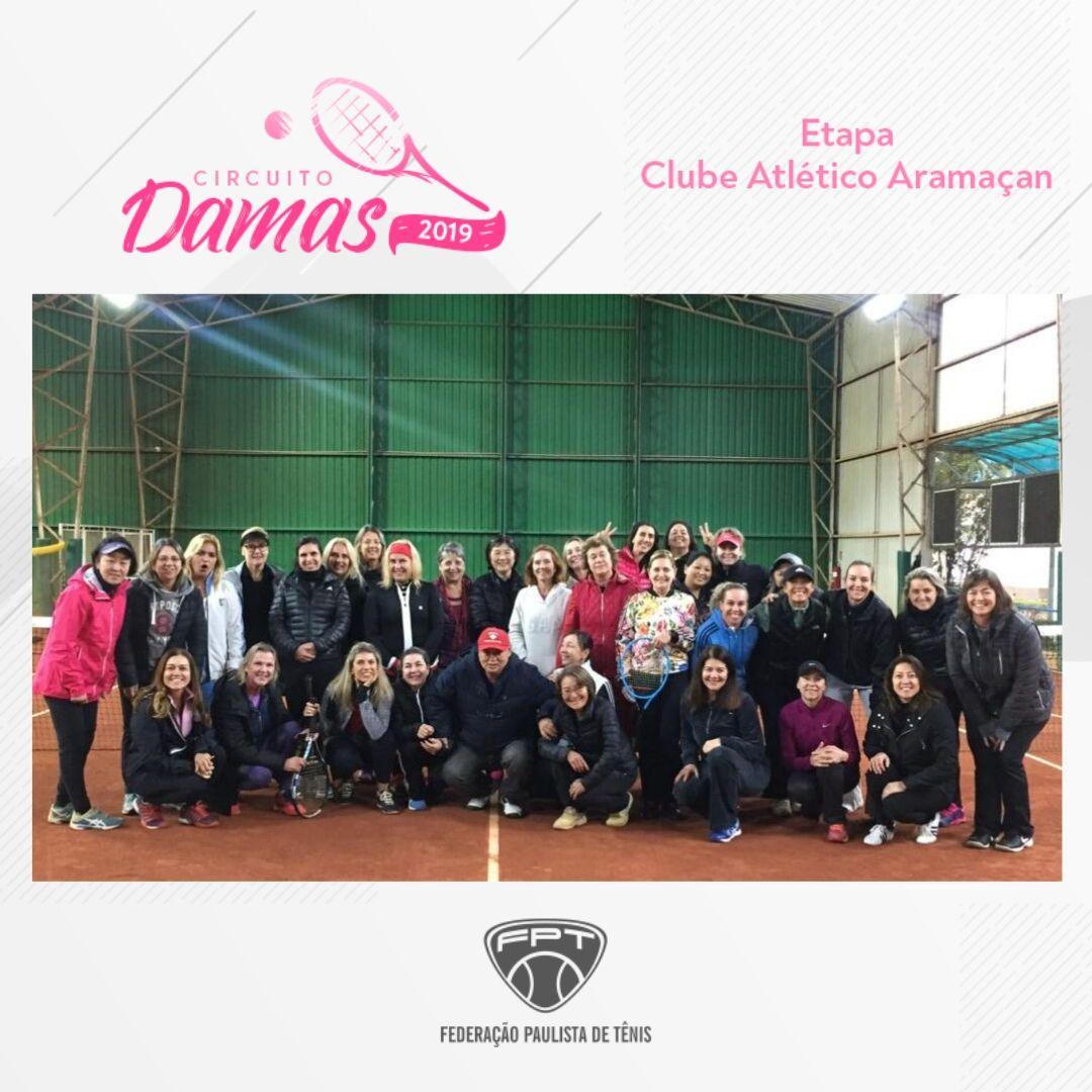CIRCUITO DAMAS 2019 – ETAPA CLUBE ATLÉTICO ARAMAÇAN
