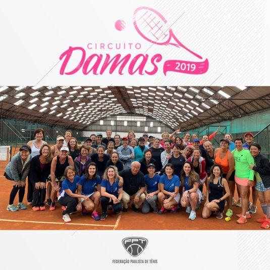 CIRCUITO DAMAS 2019 – MASTERS