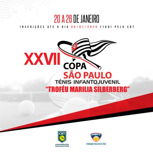 COPA SÃO PAULO DE TÊNIS 2020