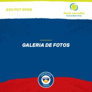 GALERIA DE FOTOS – XXII PCT OPEN