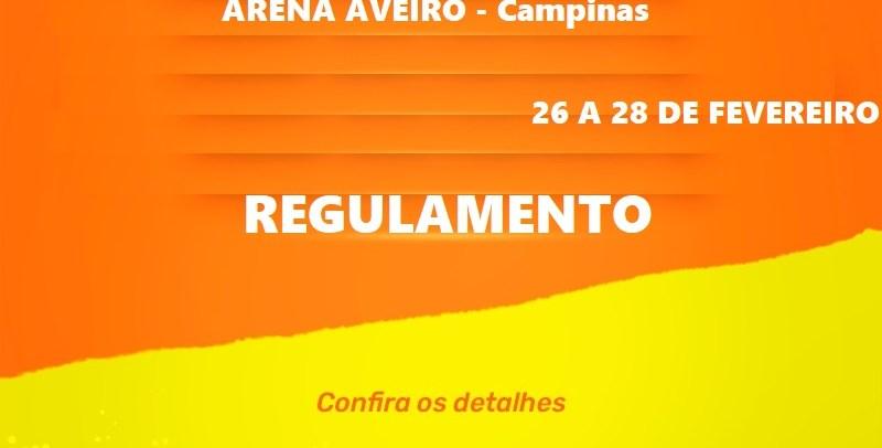COPA SÃO PAULO DE BEACH TENNIS – REGULAMENTO