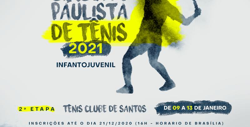 CIRCUITO PAULISTA 2021 – 2° ETAPA – SANTOS