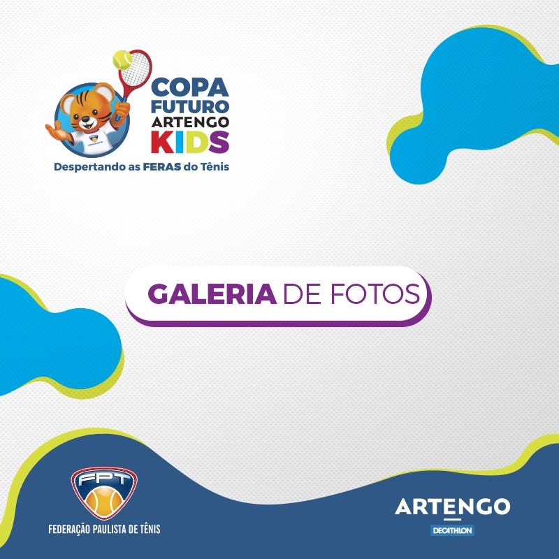 COPA FUTURO ARTENGO KIDS – TCIA – QUADRO DE HONRA E GALERIA DE FOTOS