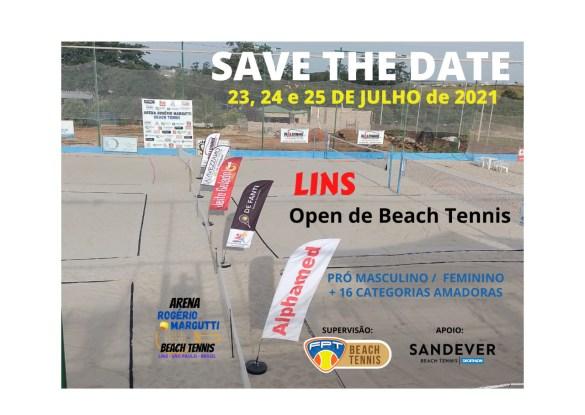 CIDADE DE LINS RECEBE O LINS OPEN DE BEACH TENNIS