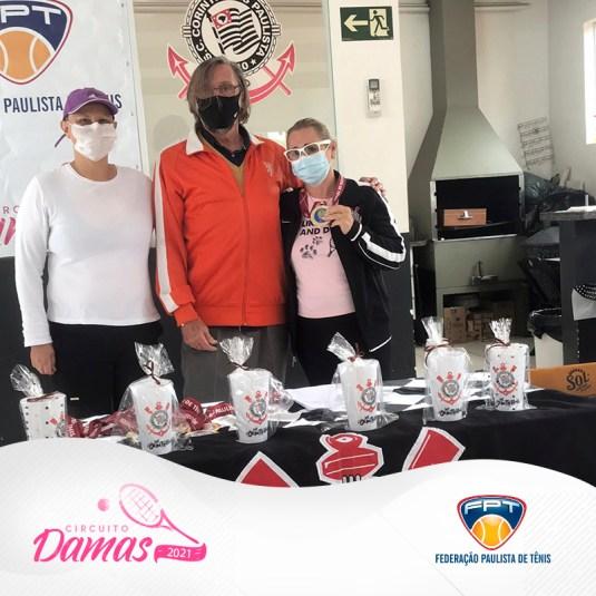 "Circuito ""Lauro Nishiura"" de Damas 2021 – 6ª Etapa – Corinthians"