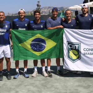 Na Davis, Brasil bate o Líbano com paulistas invictos, confira os jogos: