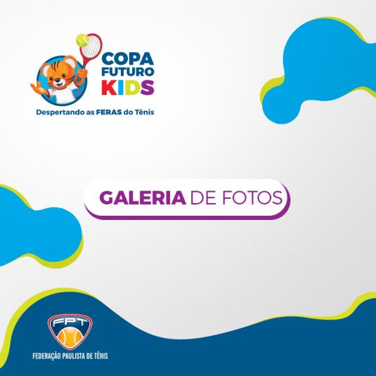 Quadro de Honras – Copa Futuro Kids – Paulo Carvalho Tennis