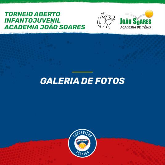 Quadro de Honras – Torneio Aberto Infantojuvenil Academia João Soares