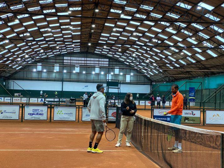 Quarto dia do ITF Seniors chega ao fim; confira fotos, resultados, chaves atualizadas e programação do quinto dia
