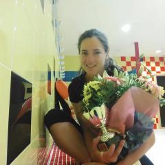 ARABELA FDEZ.SUBCAMPEONA DOBLES WTA DON BENITO 2016