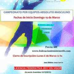 Campeonato Absoluto de Tenerife