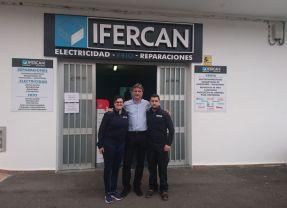 Ifercan; Nuevo Colaborador