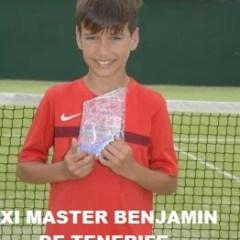 XI MASTER BENJAMIN DE TENERIFE