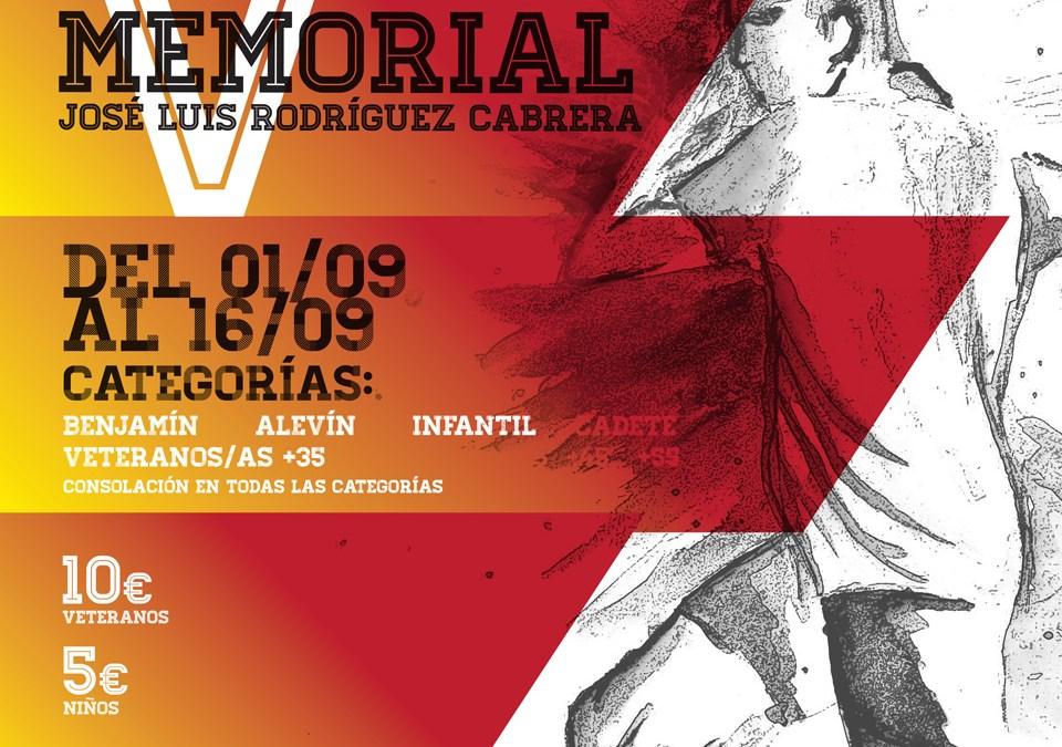 MEMORIAL JOSE LUIS RGUEZ CABRERA
