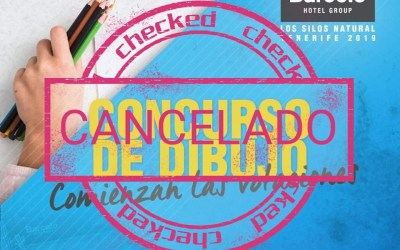 Concurso de dibujo – CANCELADO