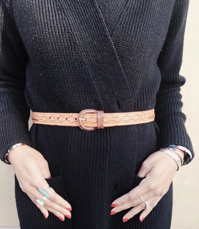 bohemian minimalist style accessories