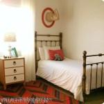Nauja-sena lova. Kitoks pasirinkimas vaikų kambariui.