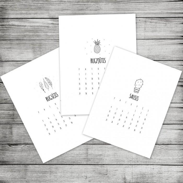 mandriu-kalendoriai