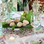 Kaip puošti Velykų stalą? Žalia spalva ir natūralumas.