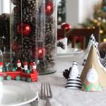 Kaip papuošti Kalėdų stalą?