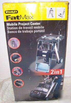 Stanley fat max mobile project center (2 in 1) #93-292
