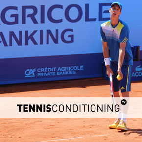 Alexander Ritschard: Professional Tennis Training Session