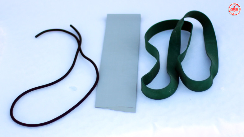 3 types of resistance bands