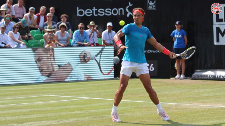 Rafael Nadal ATP Mercedes Cup 2015 Stuttgart