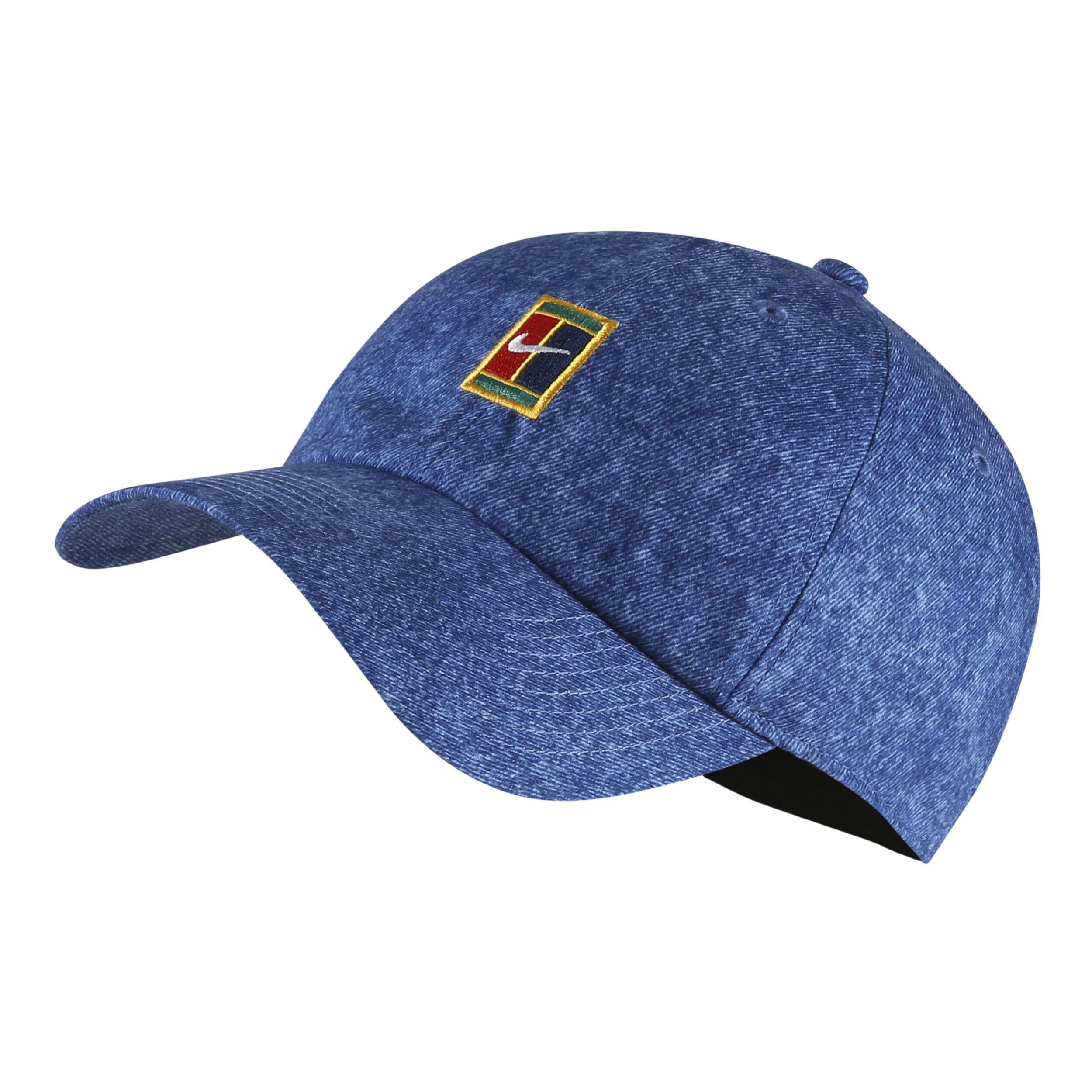 Nike Court Aerobill Heritage86 Cap Blau Hellblau Online Kaufen