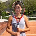 "Noah Rubin's ""Behind The Racquet"" • With • Alize Lim | Tennis 10sBalls"
