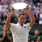 "Federer Tries To Take Positives From ""Amazing Tennis Match"" In Wimbledon Final Against Djokovic"