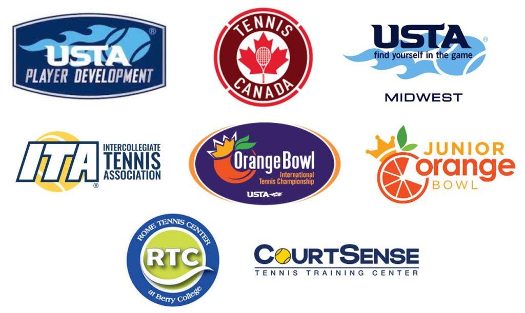 Tennis Analytics association event clients