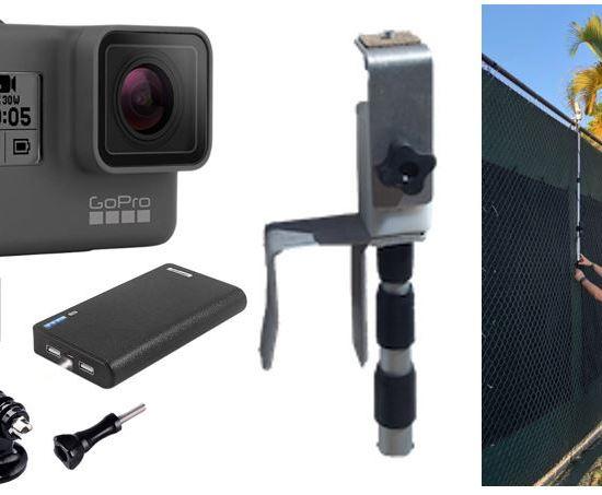 Tennis Camera Kit